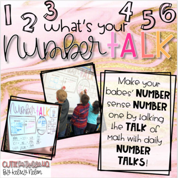 What's Your NUMBER TALK!?