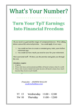 Turn Your TpT Earnings Into Financial Freedom with Andrew Hallam