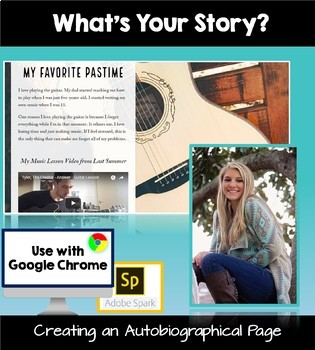 Autobiographical Writing, Memoirs, Student Portfolios: What's Your Story?