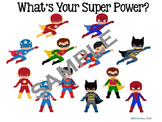 What's Your Super Power? Leaning! Good Character!!