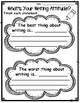 What's Your Writing Attitude? Student Writing Survey