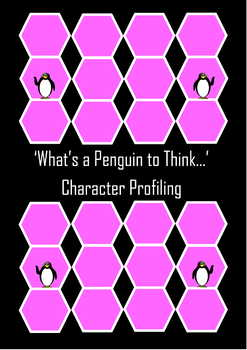 What's a Penguin to Think...Character Profile