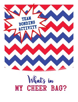 What's in My Cheer Bag?