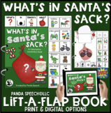 What's in Santa's Sack? A Lift-a-Flap Book!