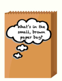What's in that small, brown paper bag?
