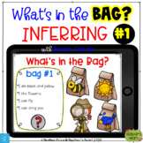 What's in the Bag? Inferring with Boom Cards Distance Learning