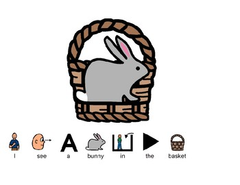 What's in the Basket? Easter Story