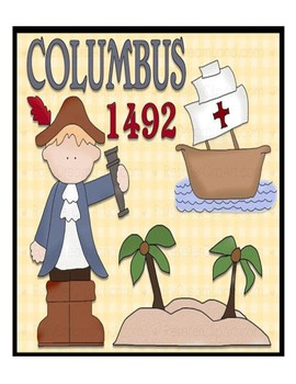What's in the Books of the Bible - Lesson 2 Christopher Columbus