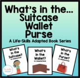 What's in the... Life Skills Adapted Book Series