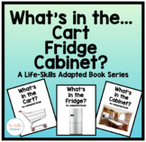 What's in the... Life Skills Adapted Book Series {Set 2}