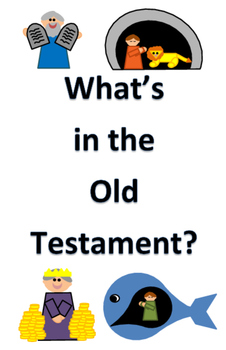 What's in the Old Testament?