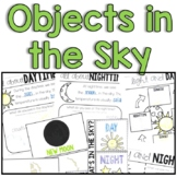 Objects in the Sky: Sun, Moon and Stars