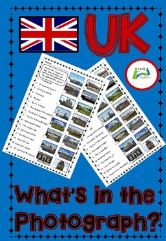What's in the UK photographs?