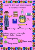 What's in your school bag ? A task-based unit for young le