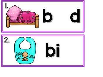 What's missing? Spelling Strips CVCE