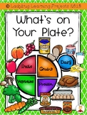 What's on Your Plate?  {Ladybug Learning Projects}