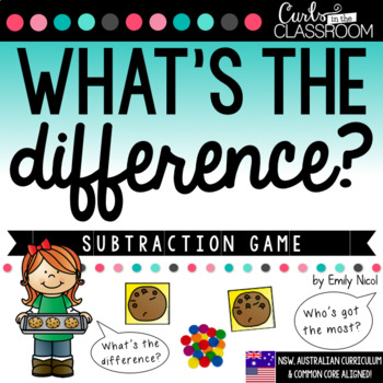 What's the Difference? Subtraction Game