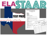 What's the Genre STAAR passage strategy review Activity