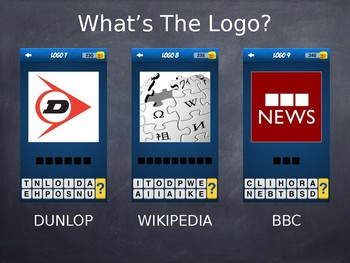 What's the Logo? Advertising, Marketing, Brands, & Logos
