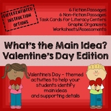 What's the Main Idea? Valentine's Day Edition (Main Idea a
