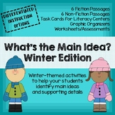What's the Main Idea? Winter Edition (Main Idea and Details)