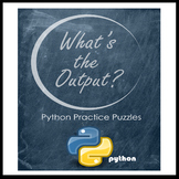 What's the Output? Python Programming