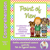 Point of View Task Cards + Interactive Notebook RL4.6