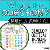 Critical Thinking Activities | Bulletin Board