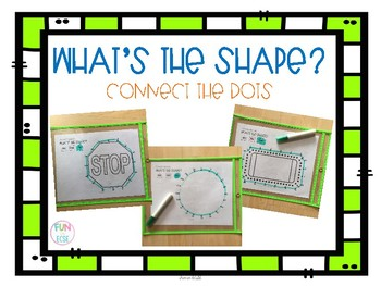 What's the Shape? Connect the Dots