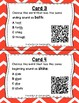 What's the Sound? QR Code Task Cards BUNDLE Sets 1 to 10 IREAD Practice