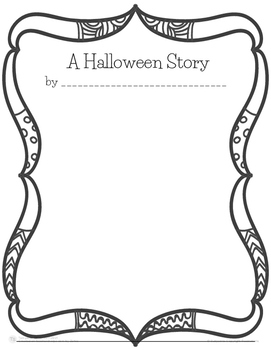 What's the Story?: A Halloween Story