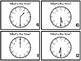 What's the Time? - Classroom Scavenger Hunt (3 games in 1)