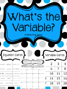 What's the Value of the Variable?
