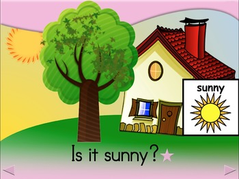 What's the Weather? - Animated Step-by-Step Song - SymbolStix