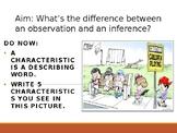 Observation/Inference. PPT