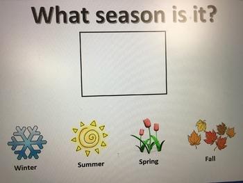 What season is it?