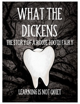 What the Dickens by Gregory Maguire (Literature Guide, Writing, Vocabulary)