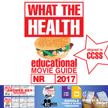 What the Health Documentary Movie Guide (2017)