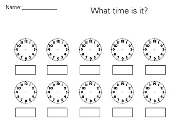 What time is it?!?