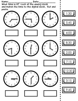 What time is it?