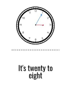 What time is it? - Domino