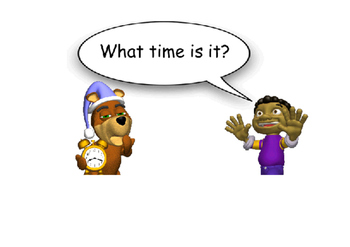 What time is it? Jokes