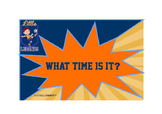 What time is it? Physical Development