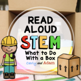 What to Do with a Box Back to School STEM Challenge