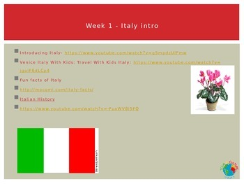 What to Know About Italy & Italians