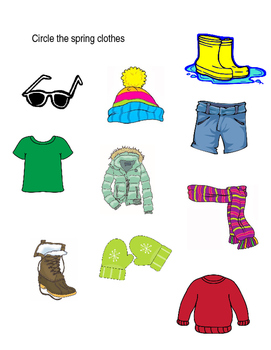 What to Wear During the Different Seasons