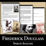 What to a Slave is the Fourth of July? Frederick Douglass