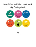 What to do With my Feelings Book