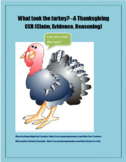 What took the Turkey? - A Thanksgiving CER