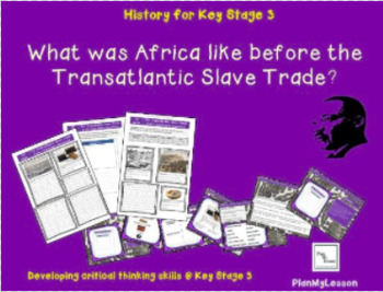 What was Africa like before the transatlantic slave trade?